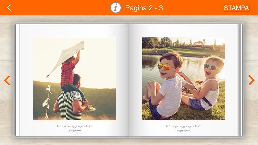 stampare un fotolibro da smartphone photosi