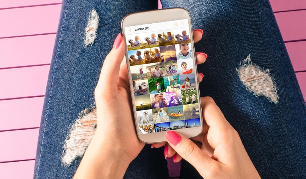 Come organizzare le foto nel tuo smartphone