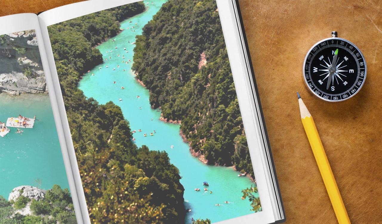 Crea un avventuroso FotoLibro di viaggio con le tue foto