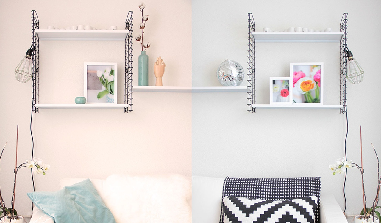 decorare_casa_con_le_cornici_tre_stili