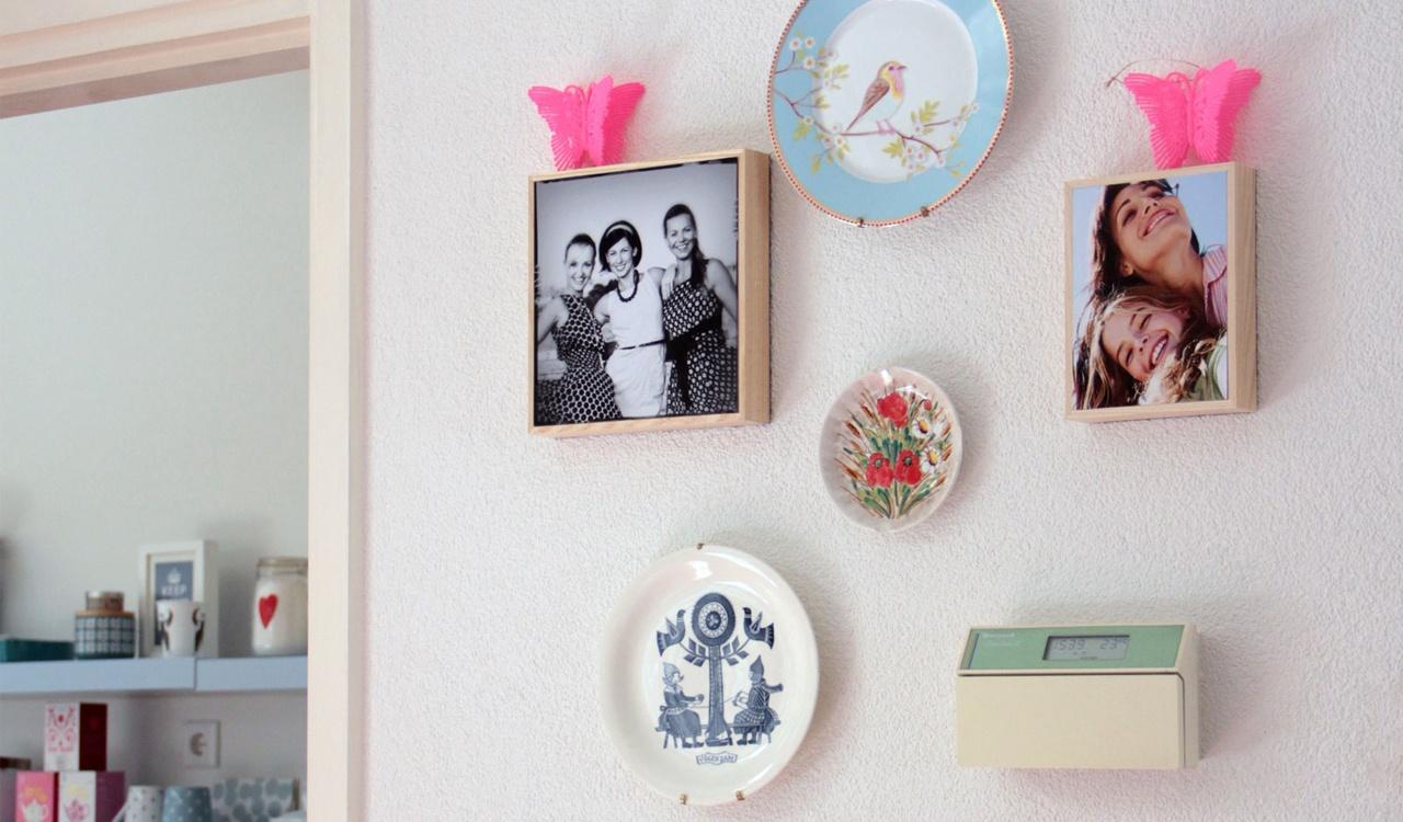 decorare_con_le_cornici_uno_stile_due_stanze