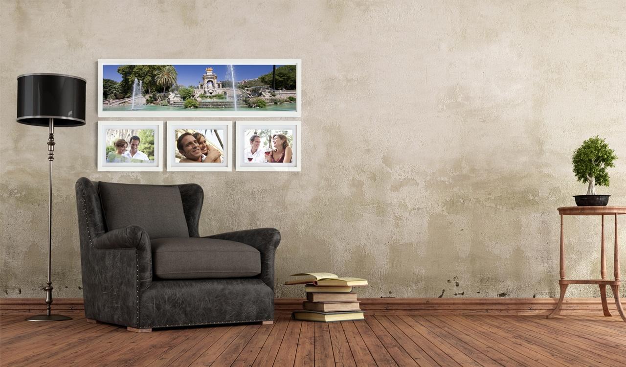 Trasforma le tue fotografie in Quadri e Cornici per la tua casa [VIDEO]